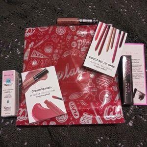 SEPHORA deluxe makeup sample bundle